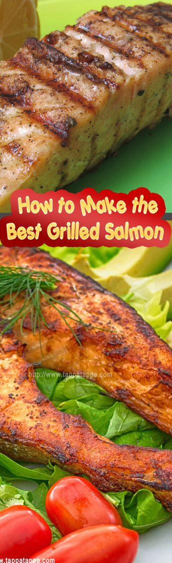 HOW TO GRILL SALMON With warmer weather comes grilling season and one of the easiest and healthiest foods you can prepare on a grill whether its gas or charcoal is salmon. There is a trick to grilling salmon though that once you know will transform your success with grilling this fish forever. The secret?