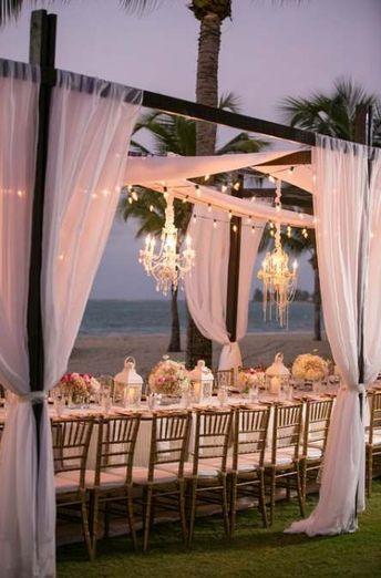 New wedding beach arch draping 33+ ideas
