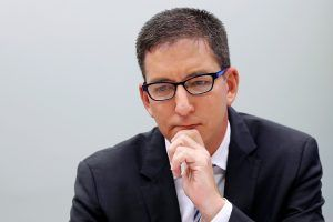 O silêncio de Glenn Greenwald no Twitter