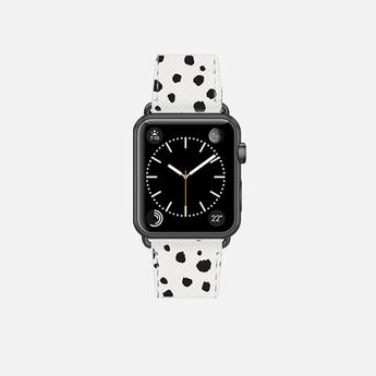 CASETiFY Apple Watch Band   - Spots Animal Print   Watch by Me And The Moon