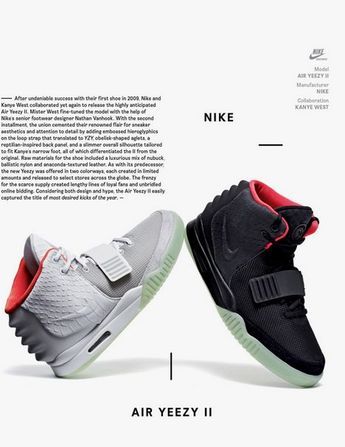 Mens size Nike Air Yeezy NRG Black fake