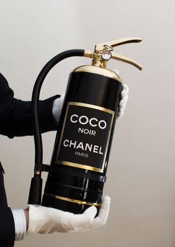 COCO NOIR – CHANEL Paris
