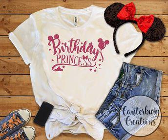 Disney Birthday Shirt Best Ever