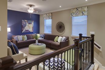 A room with a personality ~Mattamy's Aralia model, Bartram Park Preserve in Duval.