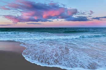 Sunset East by Bill Wakeley