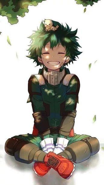 Boku no hero academia is best anime ever