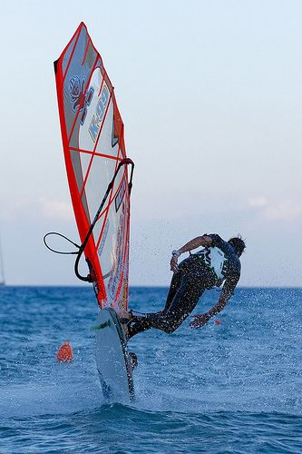Colin – No Hands   Windsurfing Store