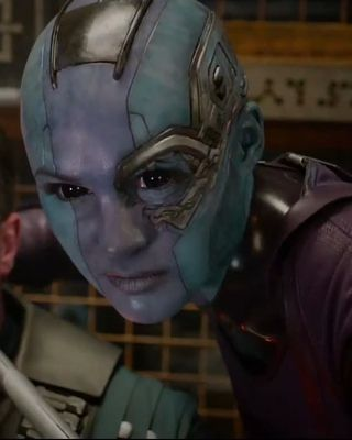 Nebula and Gamora's Relationship Explored in GUARDIANS OF THE GALAXY Featurette
