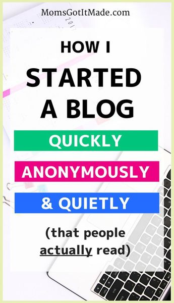 How I Launched and Grew My Blog Anonymously | Blogging For Business | Content Marketing  | B2...