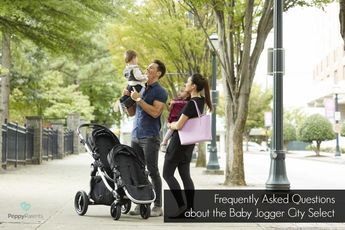 Baby Jogger City Select Stroller: FAQ