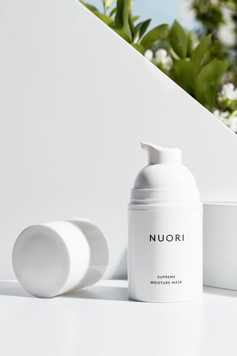Supreme Moisture Mask | Nuori great for flights - dries clear