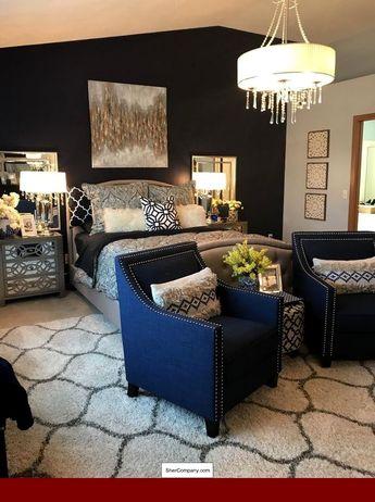 Small Master Bedroom Decor Ideas - CHECK THE PIN for Various DIY Bedroom Decorating Ideas. 94437894 #bedroom #bedding