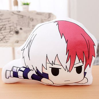 My Hero Academia Pillow - bakugou katsuki
