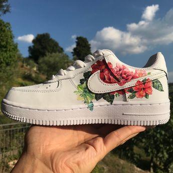 detailed look 90186 0ad51 Custom sneakers Nike AirForce1