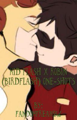 Kid Flash/Wally West & Robin/Dick Grayson-Best Friends