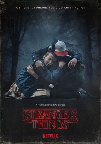 Stranger Things Poster: 40+ Printable Poster Collection of The Show