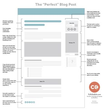 The Perfect Blog Post: Simpler Is Better - CoSchedule Blog