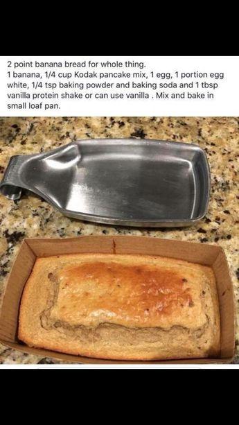 Kodiak cakes banana bread