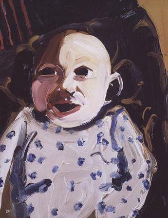 Chantal Joffe Baby