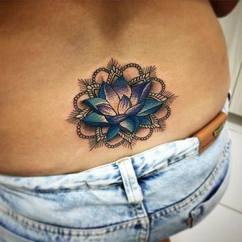 Recently Shared Tatuaje Femeninos Espalda Baja Ideas Tatuaje