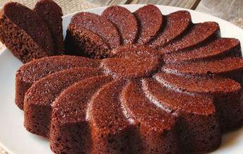 Gâteau Léger au Chocolat WW