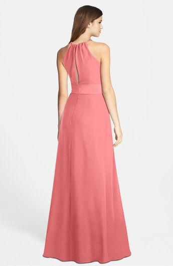 3109eaf961fe ColsBM Elena - Coral Bridesmaid Dresses