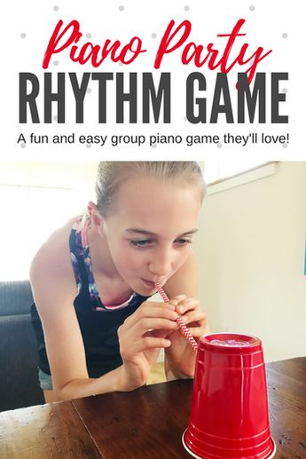 Rhythm In The Wind: A Summer Group Piano Game For All Ages