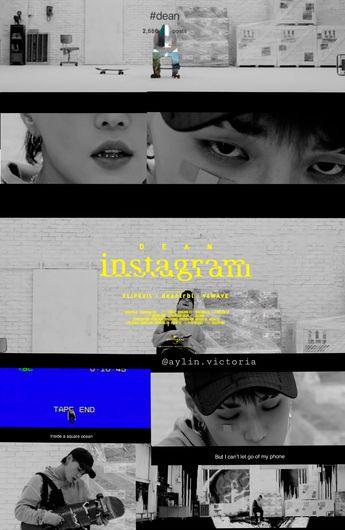 Dean Kpop Instagram Wallpaper