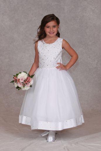 Designer 1st Communion Dress 3020