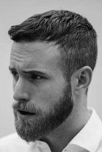 I love this haircut.. #shorthairstylesformen