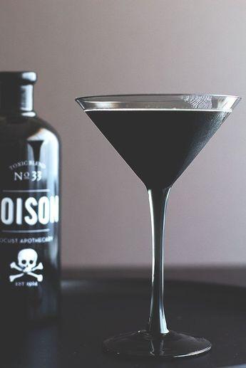 The Blackbeard cocktail