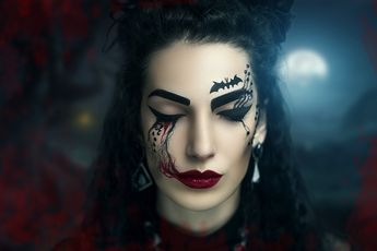 50 Best Halloween Makeup Ideas 2019