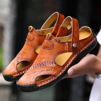 Men's Classic Outdoor Roman Sandals