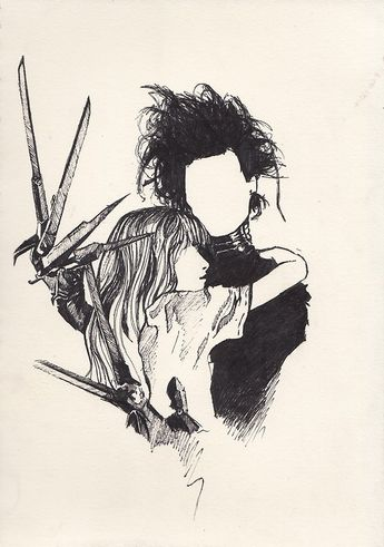 I found this on tumlr a while ago and fell in love ! Its one of my all time favourite movies and have so many ideas and what to change to this to make it the best tattoo ! Everything about this movie is amazing! Tim Burton is a genius, the message is beautiful