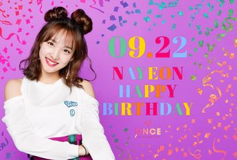 Recently shared nayeon birthday twice ideas & nayeon