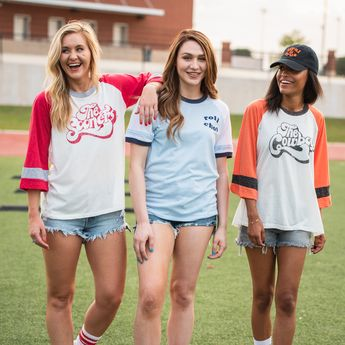 60c4cbb71cf Cute trendy retro gameday outfits for OU OSU and UCO from Lush Fashion  Lounge