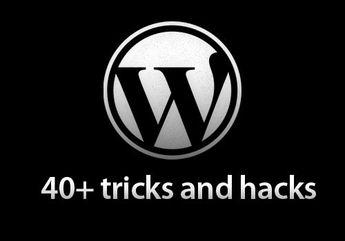 60+ Most Wanted WordPress Tricks and Hacks (Updated) - Hongkiat