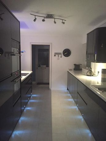 kitchen day 9 almost finished wickes sofia high gloss unit rh pinosy com