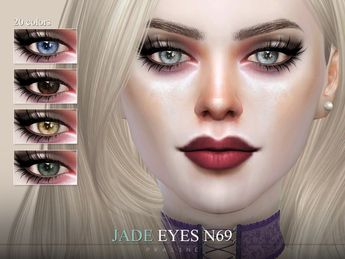 Sims 4 CC's - The Best: Eye Mask by Screaming Mustard