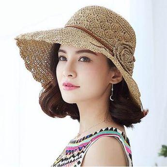 360516132d39 List of Pinterest chapeau femme ete crochet pictures   Pinterest ...