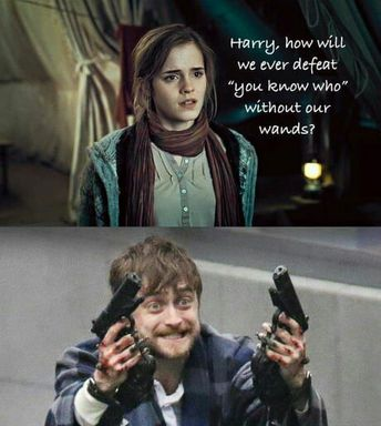 If Harry Potter was made in USA..