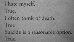 Tumblr Depressed Sad Suicidal Suicide Lonely Quotes Pain Tr