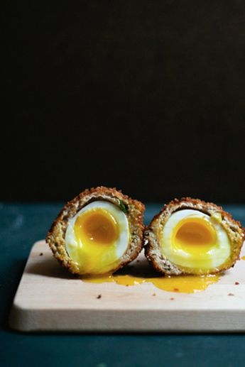 Gordon Ramsay's Scotch Egg Recipe Has a Secret Ingredient You'd Never Guess