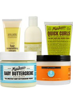 How to Use Curl Creams