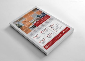 Internet Flyer Templates 002546 - Template Catalog