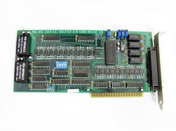 Advantech PCL-813 S.E. 32-channel isolated analog input card A/D REV.A2  | eBay