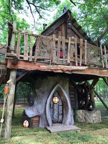The Grayson Tree House