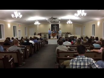 He Loves Me Like I Was His Only Child - Lighthouse Baptist Church of Seagrove - YouTube