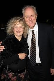 John Lithgow & Mary Yeager, married since 1981