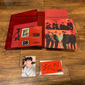 YG Entertainment OFFICIAL Merchandise iKON KOLORFUL PHOTO